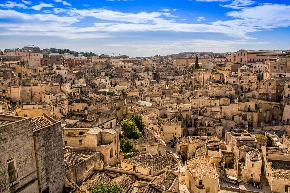 Vacanze in Italia : Basilicata on the Road