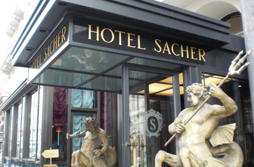 Viennese dishes and the history of sacher cake: the original!