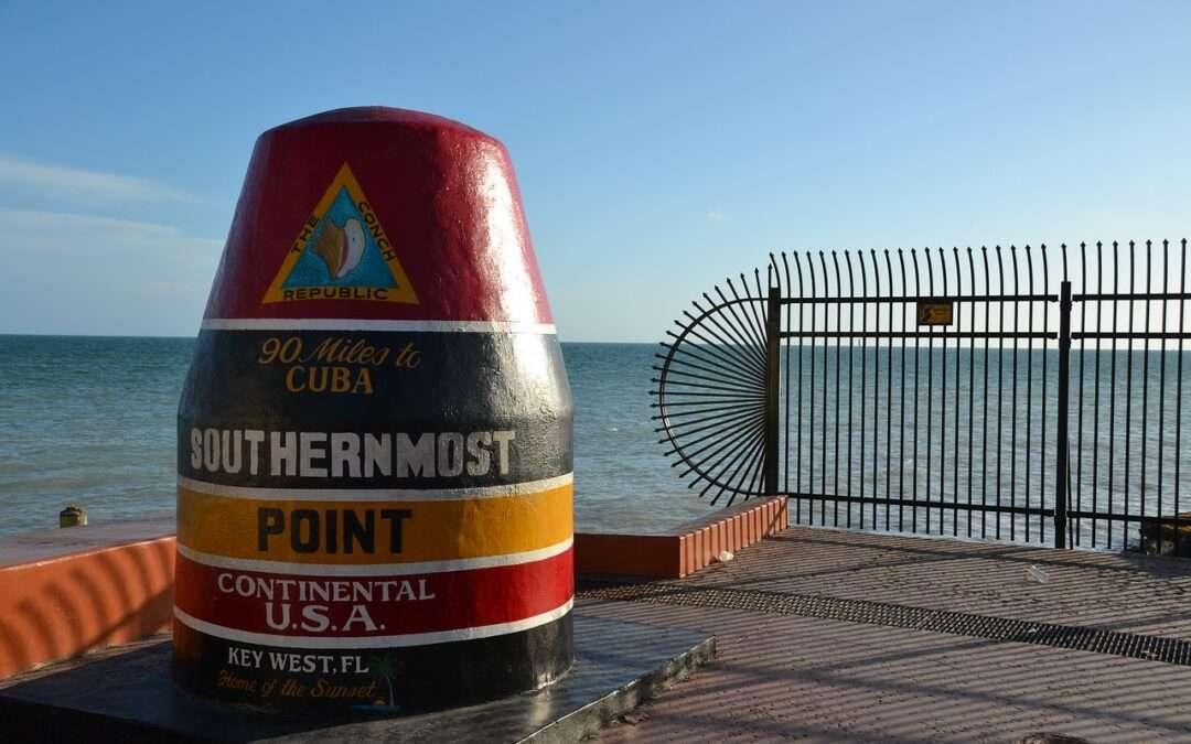 Florida : Key West e le sue spiagge
